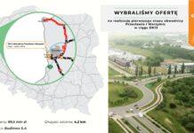 obwodnicy Przecławia i Warzymic