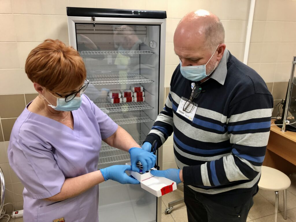 szczepienia przeciwko COVID-19 wSzczecinie