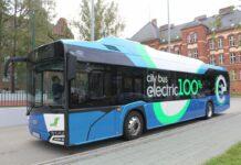 kolejne 8 autobusów elektrycznych Szczecin