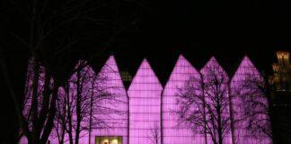 Filharmonia zaświeci na różowo
