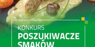 """""""Poszukiwacze smaków"""" konkurs dla młodych miłośników gotowania"""
