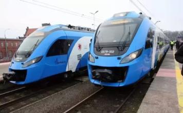 Mniej pociągów