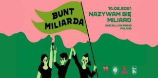 Protest przeciwko przemocy wobec kobiet i dziewczynek