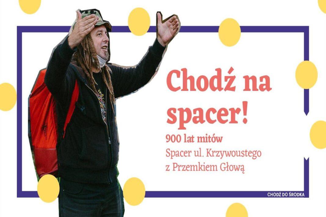 spacer z Przemkiem Głową Szczecin 2021