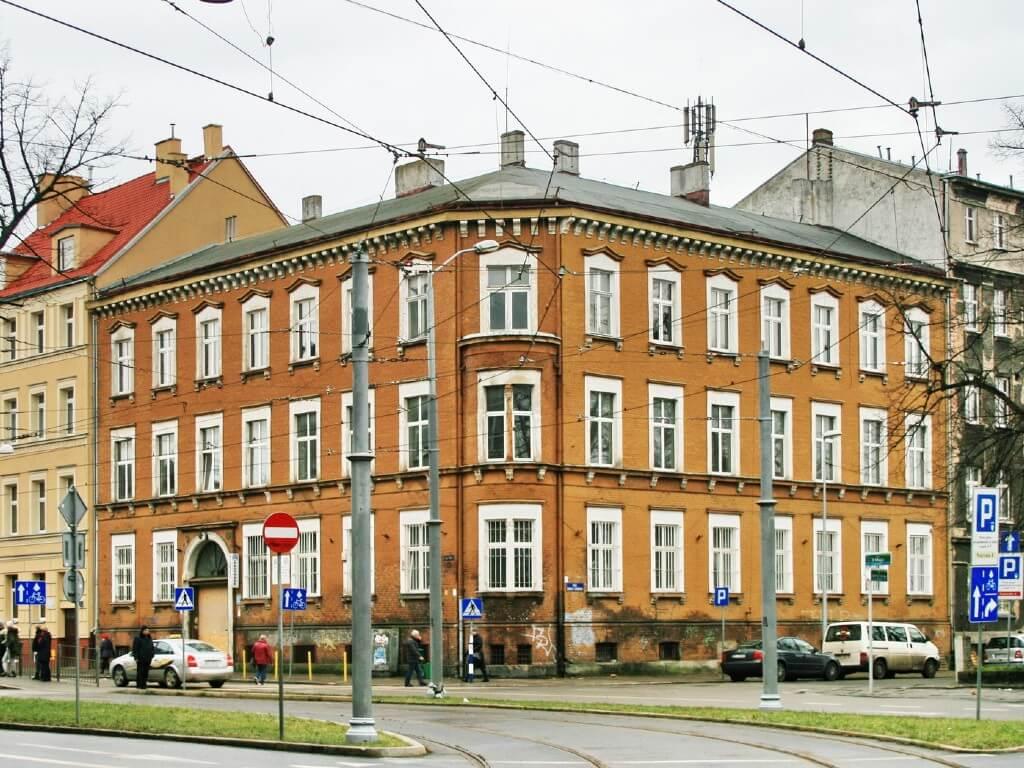 kamienica-Dhorna-przed-przebudową-ulica-3-Maja-22-Szczecin