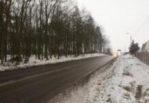 rozpoczęcie prac przy przebudowie odcinka drogowego Police Szczecin