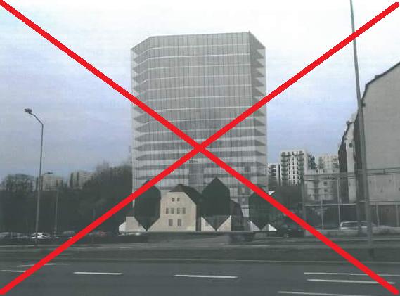 STOP dla wieżowca przy Wszystkich Świętych 70 w Szczecinie