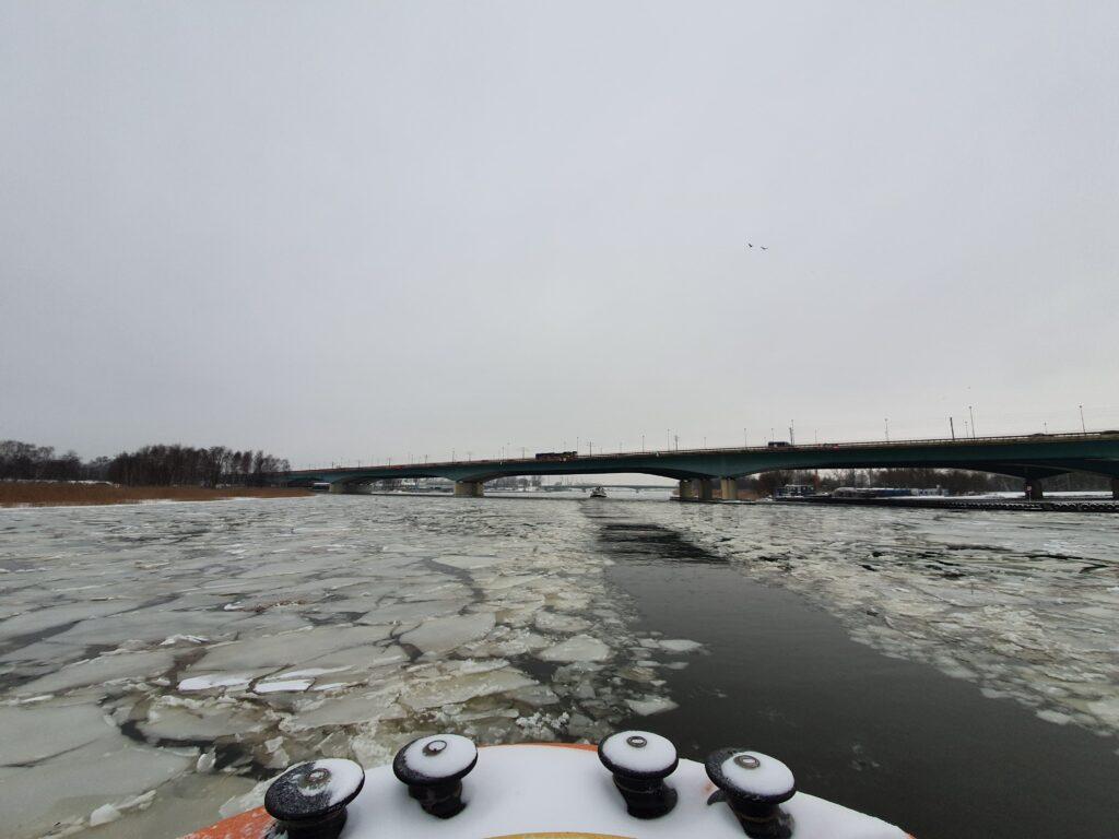 akcja lodołamania naOdrze