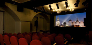 kino zamek