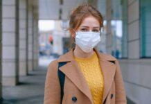 od 27 lutego tylko maseczki do zakrywania ust i nosa