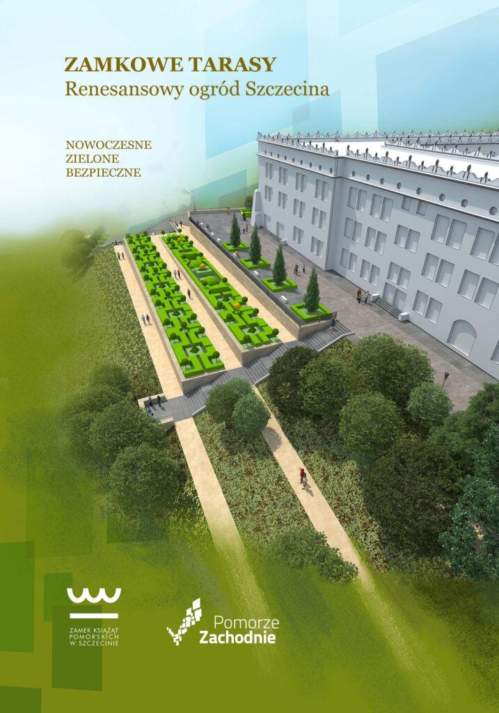 ogród-renesansowy-Zamek-Książąt-Pomorskich-wizualizacja