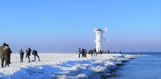 Świnoujski wiatrak najbardziej romantycznym miejscem Pomorza Zachodniego
