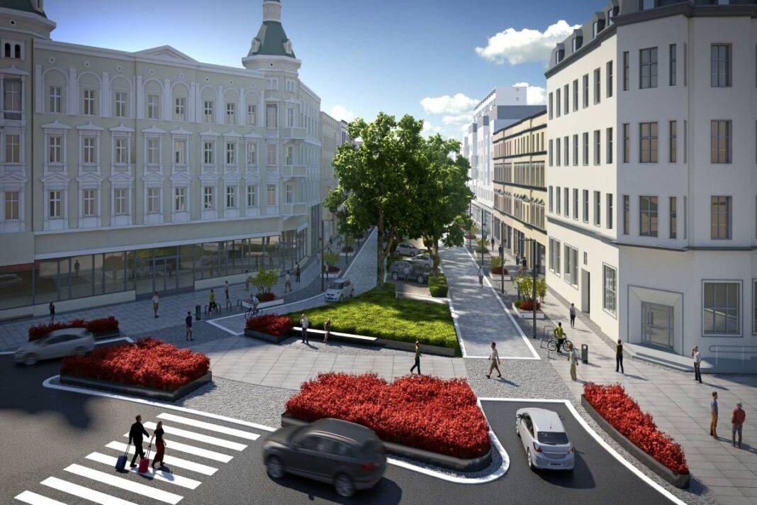 Wybrano wykonawcę przebudowy Wojska Polskiego w Szczecinie