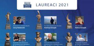 Laureaci Międzynarodowych Nagród Żeglarskich Szczecina 2021