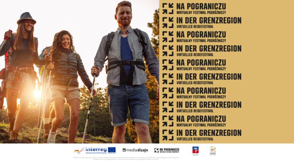 Na pograniczu Wirtualny Festiwal Podróżniczy wINKU