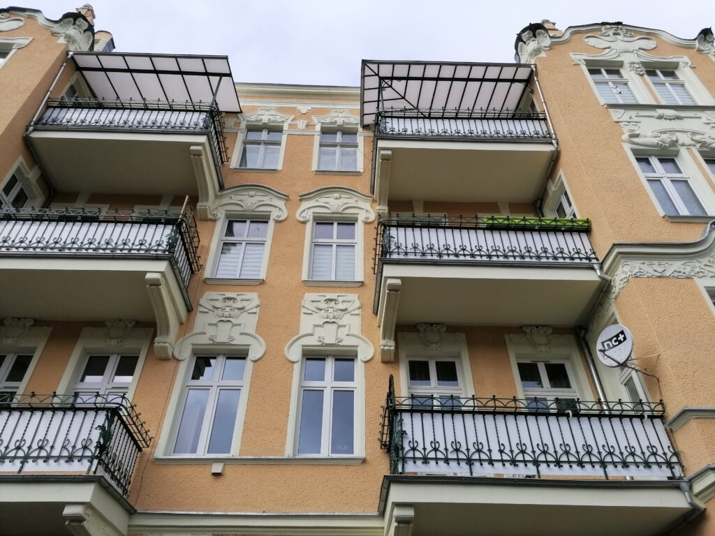 Rewitalizacja kamienicy przy ulicy Piastów 8