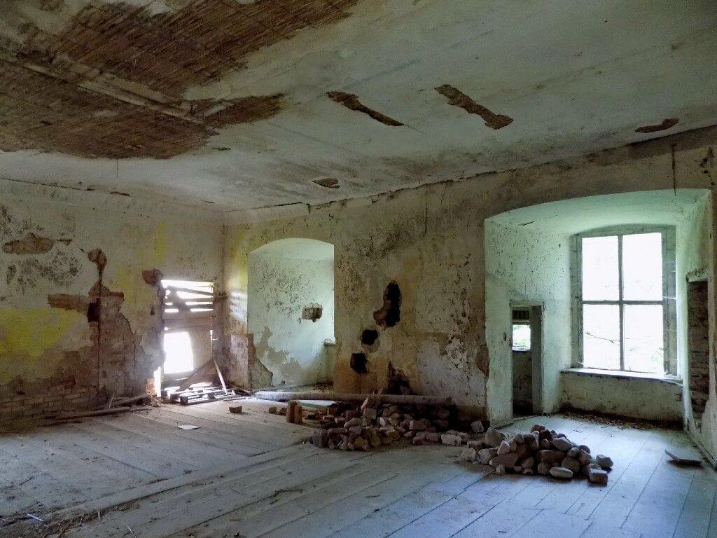 Zamek-w-Swobnicy-parter