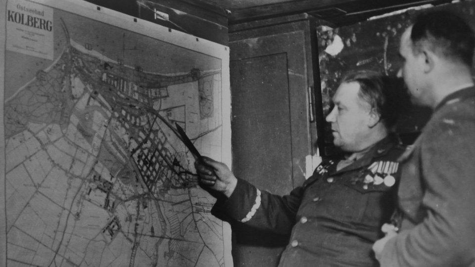 obchody 76 rocznicy bitwy o Kołobrzeg