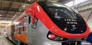 pociągów POLREGIO