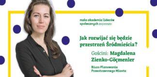 Rozmowa online o zagospodarowaniu przestrzennym Szczecina