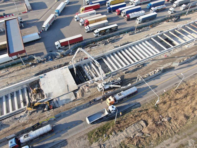 Wydrążono już ponad 100 metrów tunelu wŚwinoujściu