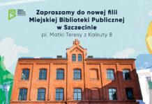 program wydarzeń nowa biblioteka w Szczecinie