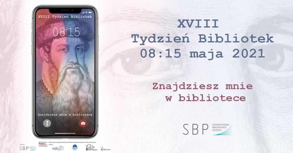 wydarzenia dla czytelników MBP wSzczecinie