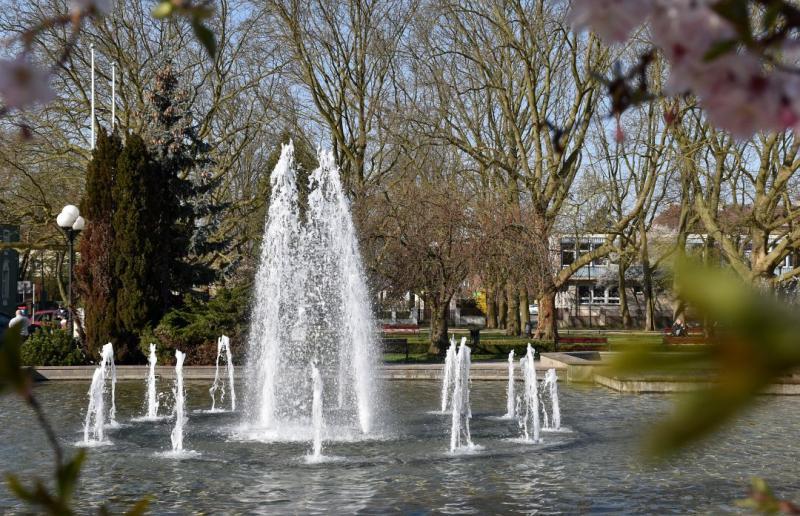 Już wkrótce fontanny w Szczecinie zostaną uruchomione