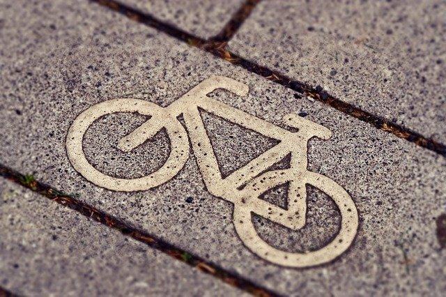 sciezka rowerowa