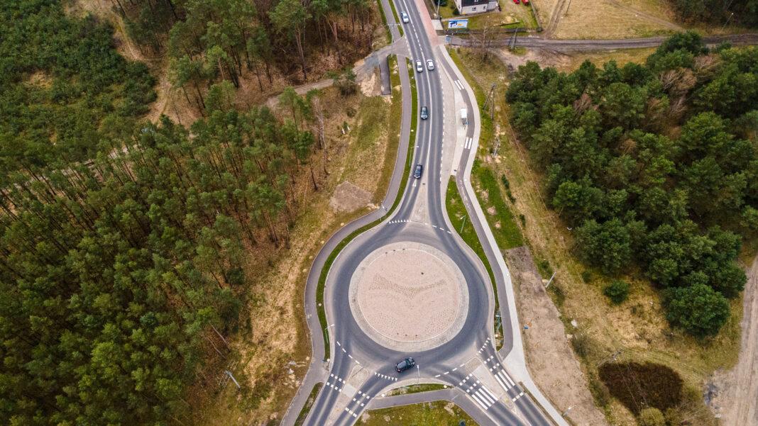 przebudowa ul Szczecińskiej w Tanowie