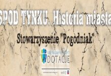 projekt Spod tynku Historia miasta