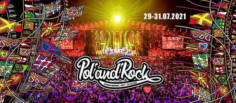 wejściówki na Pol'and'Rock Festival 2021