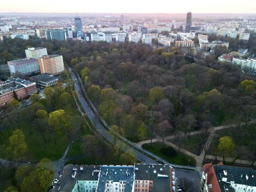 Park Żeromskiego w Szczecinie zostanie zmodernizowany