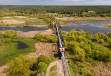 most w Siekierkach otwarty