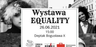 Flash mob na Deptaku Bogusława