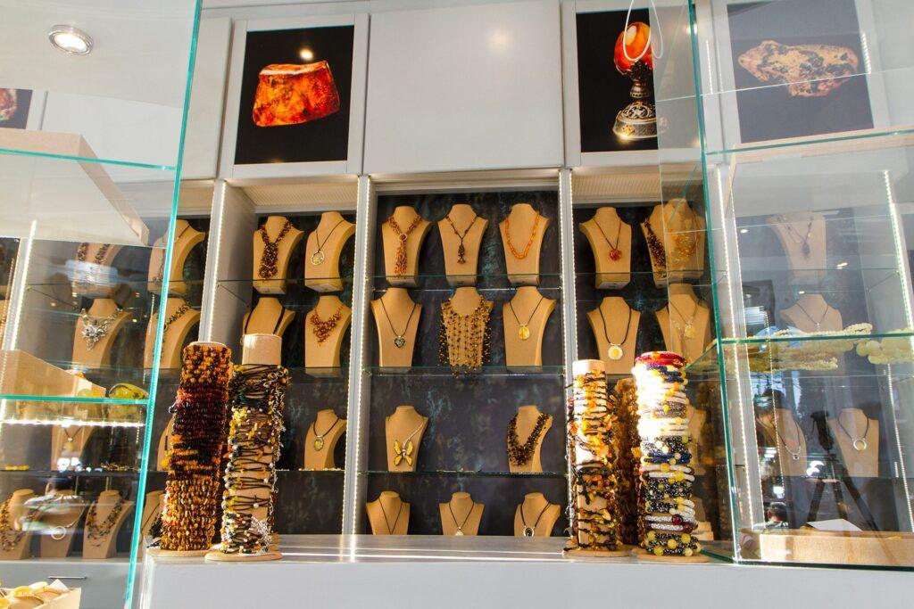 Muzeum Bursztynu wKołobrzegu
