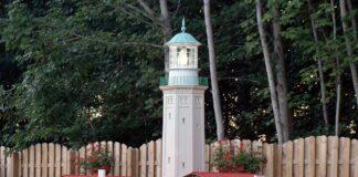 Park Miniatur Latarni Morskich wNiechorzu