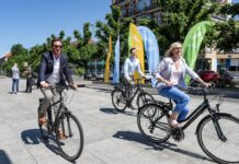 umowa na szlak rowerowy Szczecin Dąbie Lubczyna