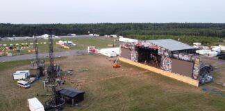 Strefa Pomorza Zachodniego na Pol'and'Rock Festival 2021