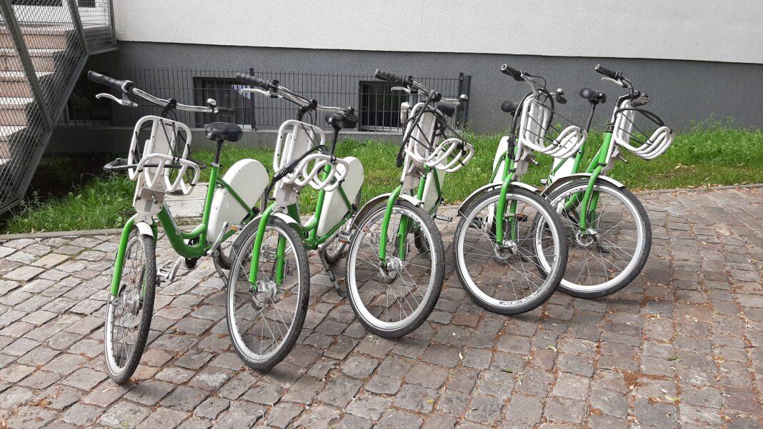 Miejska Wypożyczalnia Rowerów w Szczecinie