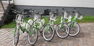Miejska Wypożyczalnia Rowerów wSzczecinie