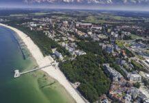 tramwaj wodny w Kołobrzegu