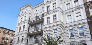 Rewitalizacja kamienicy przy ul Jagiellońskiej