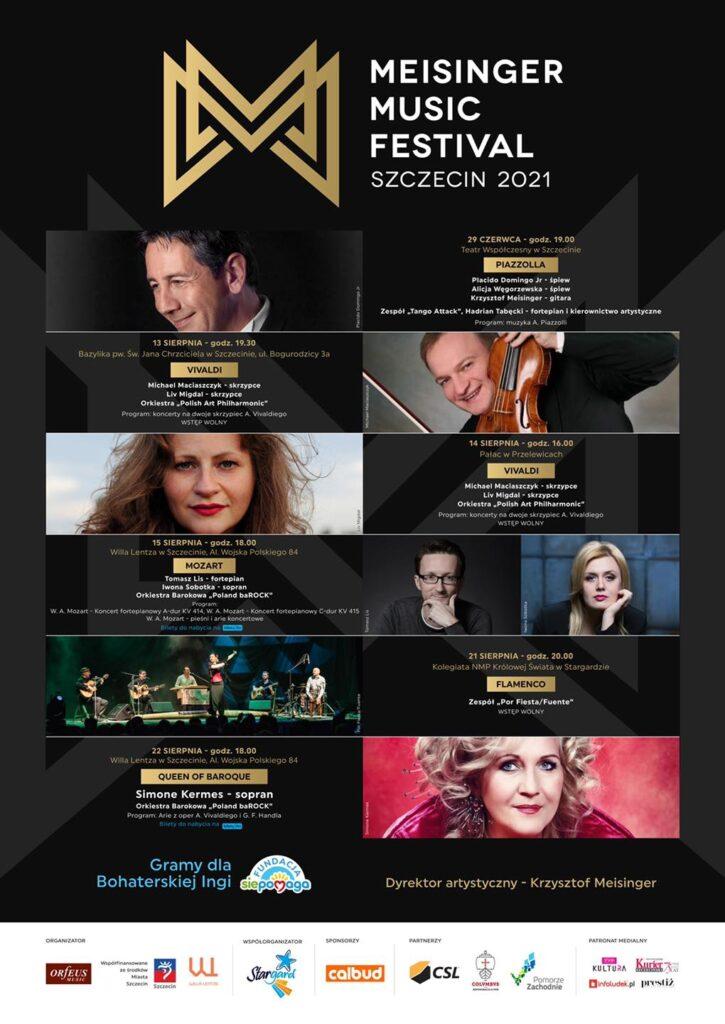 Meisinger Festival Szczecin 2021
