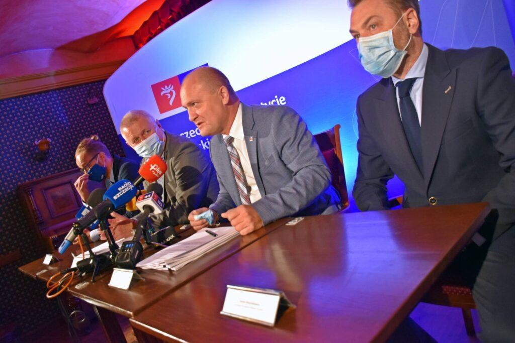 Umowa naprzebudowę Alei Wojska Polskiego podpisana