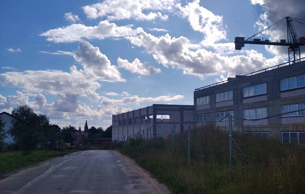 nowa szkoła na Warszewie