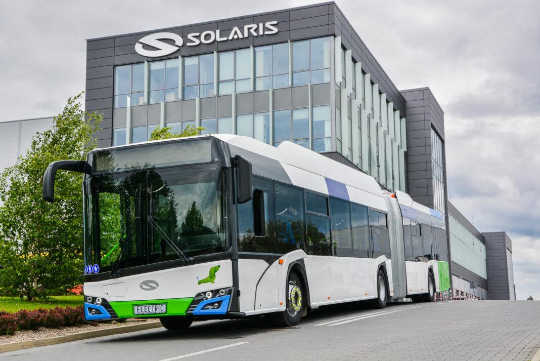 Osiem autobusów