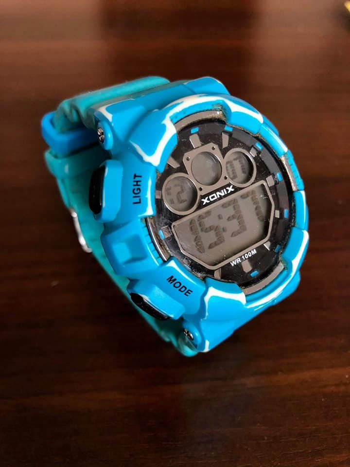 zegarek Aleksandra Doby nalicytacji