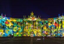 Festiwal Świateł 2021 w Berlinie