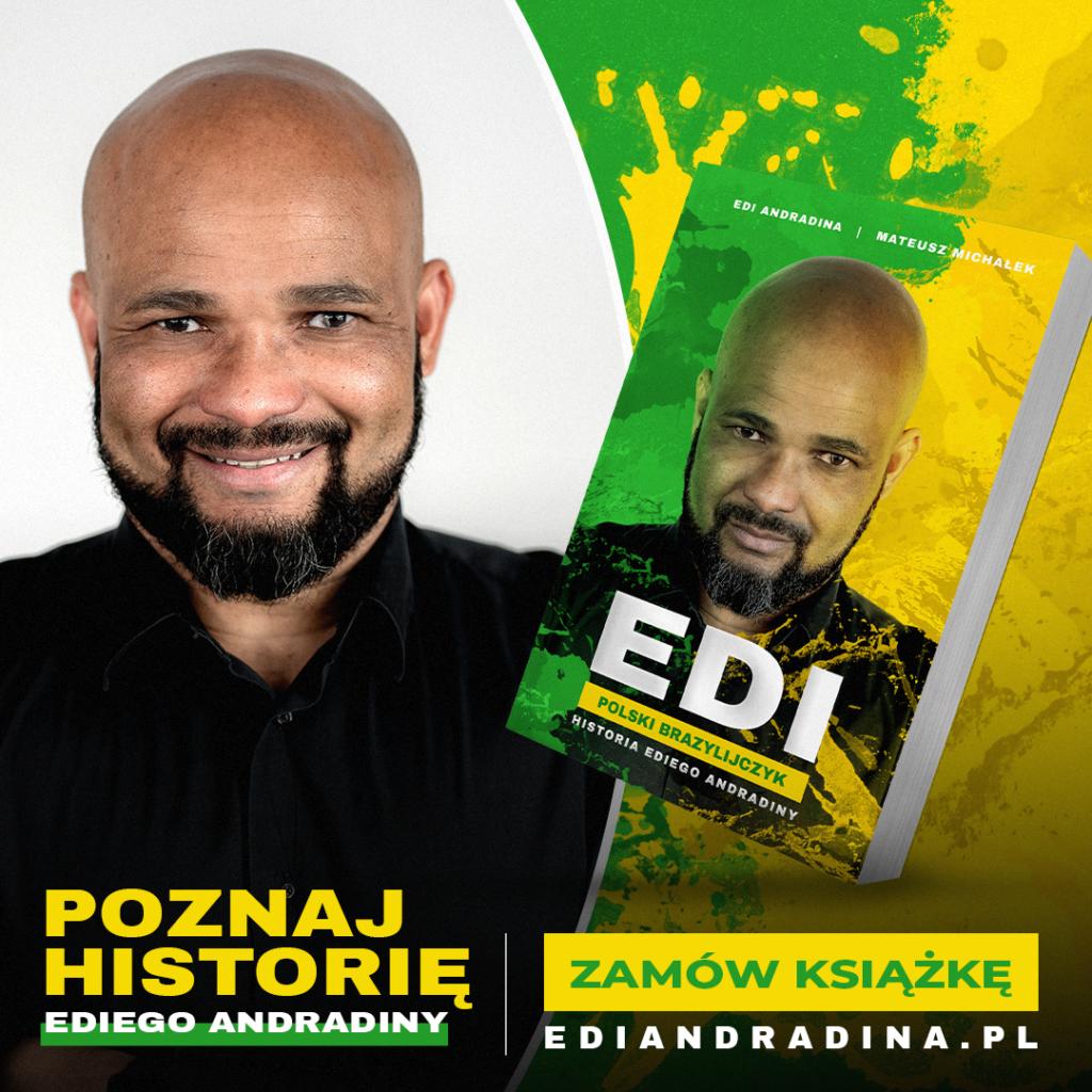 Edi Polski Brazylijczyk autobiografia